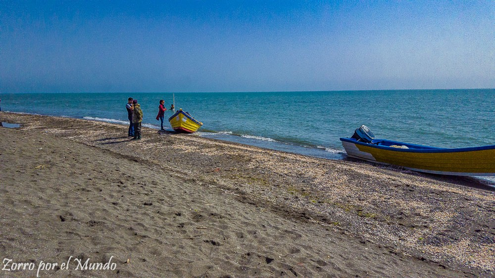 Costa del Mar Caspio