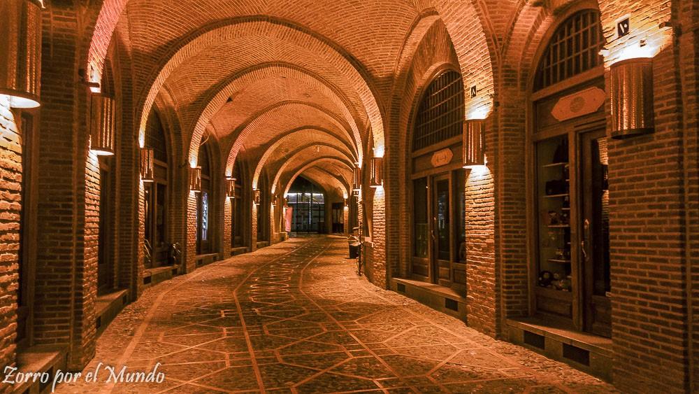 Mercado de Qazvin