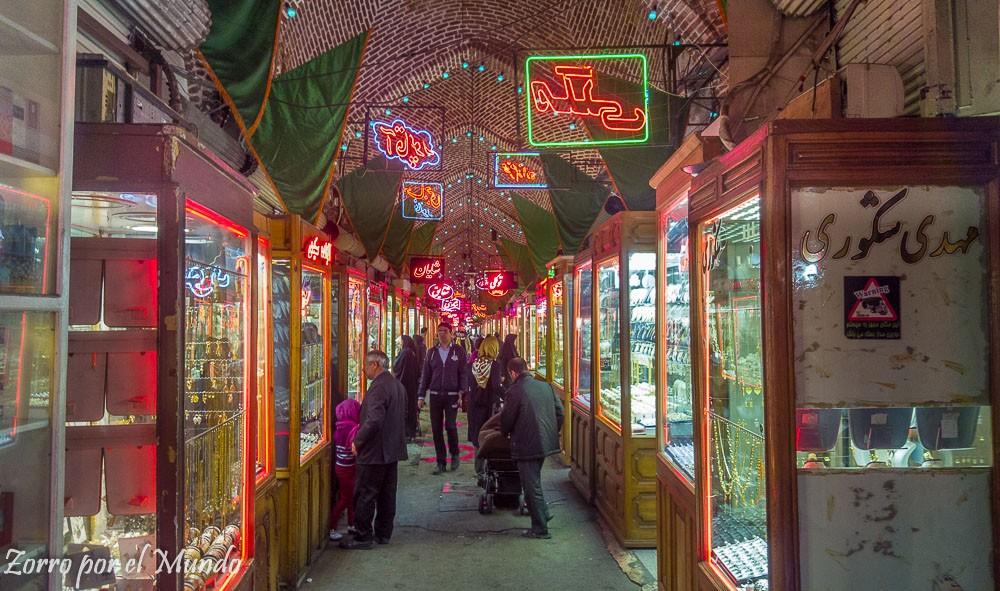 Mercado Tabriz
