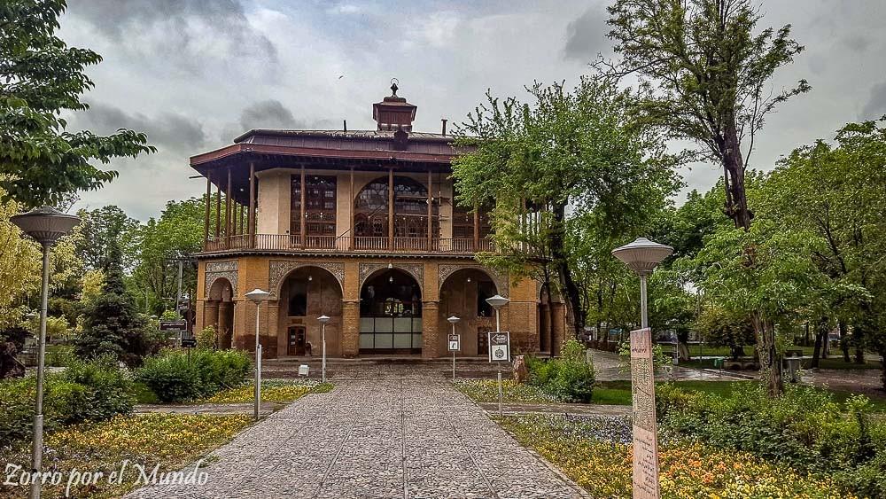 Museo de Califrafía Qavin